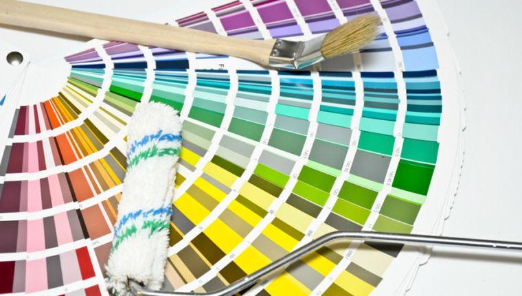 Wir streichen in Ihrer Wunsch-Farbe